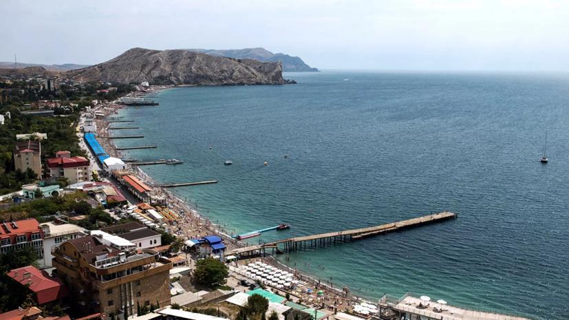В Крыму отменяют обязательную обсервацию для приезжающих