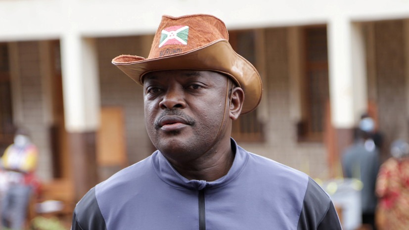 Умер президент Бурунди