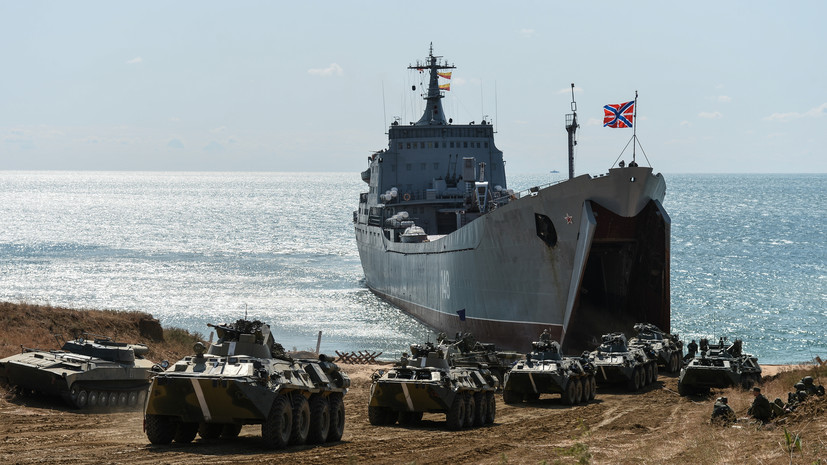 В Румынии назвали «наращивание» Россией военного потенциала вызовом