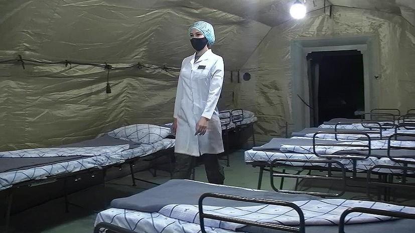В Дагестане выписали 50 человек из полевых госпиталей