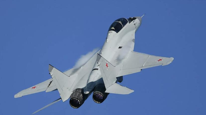 Новейший истребитель МиГ-35 оснастят речевым информатором