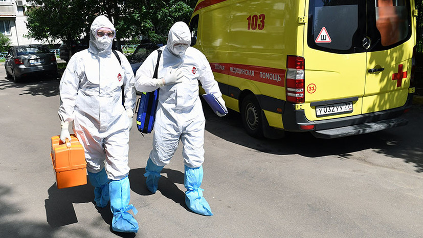 «Надо чётко понимать, что вирус никуда не ушёл»: в России выявлено 8404 новых заболевших COVID-19