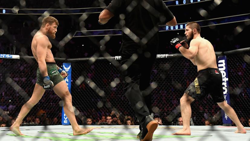 Менеджер Нурмагомедова считает, что чемпион UFC не согласится на второй бой с Макгрегором