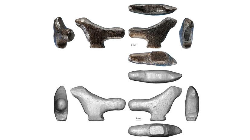 13 тысяч лет под землёй: найдено древнейшее произведение искусства в Китае