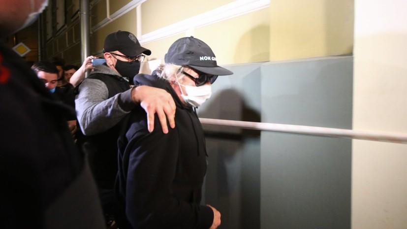 Прокуратура подтвердила наличие следов наркотиков в крови Ефремова