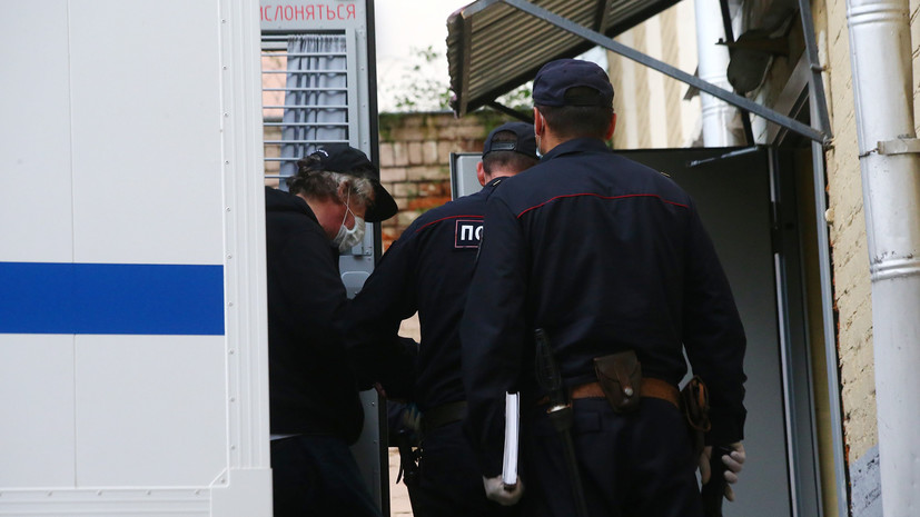 «Неустановленными лицами»: возбуждено уголовное дело по факту сбыта наркотиков Ефремову