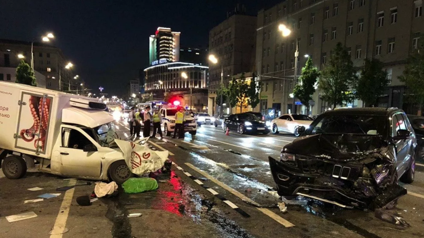 Возбуждено дело о сбыте наркотиков в связи с ДТП с участием Ефремова