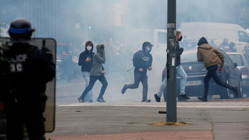 Пенс оценил влияние протестов на эпидемиологическую ситуацию в США