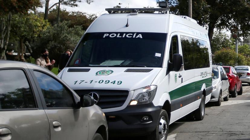 Колумбия сообщила о задержании предполагаемого венесуэльского шпиона