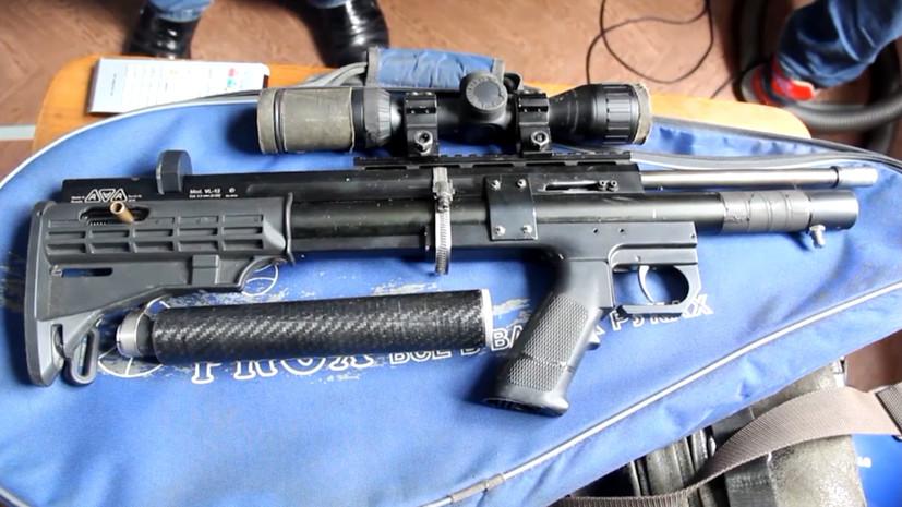 ФСБ пресекла деятельность подпольных мастерских по модернизации оружия