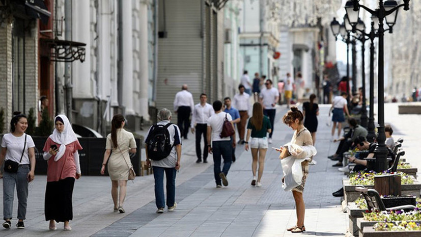 «Нормальные значения для середины июня»: синоптики сообщили о скором понижении температуры в Москве