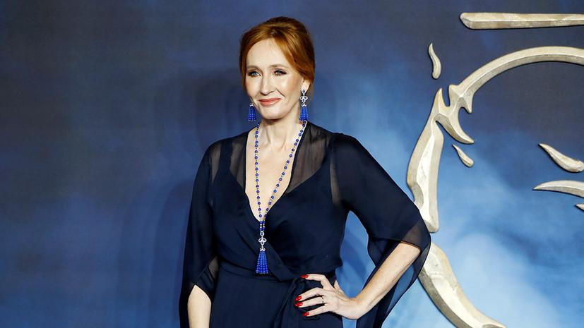 Половое воспитание: создатели и актёры «Гарри Поттера» ответили на слова Роулинг о трансгендерах