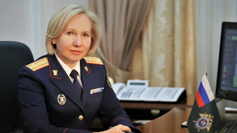 Представителю СК Петренко присвоили звание генерал-майора юстиции