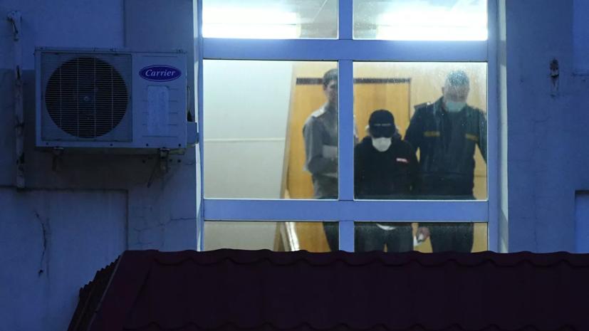Допрос Ефремова продолжался пять часов
