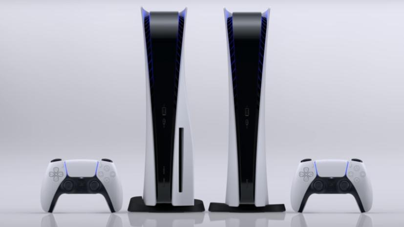 Sony впервые показала консоль PlayStation 5