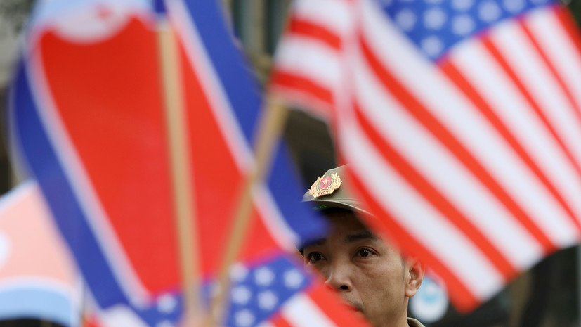 В МИД КНДР назвали безнадёжным состояние отношений с США
