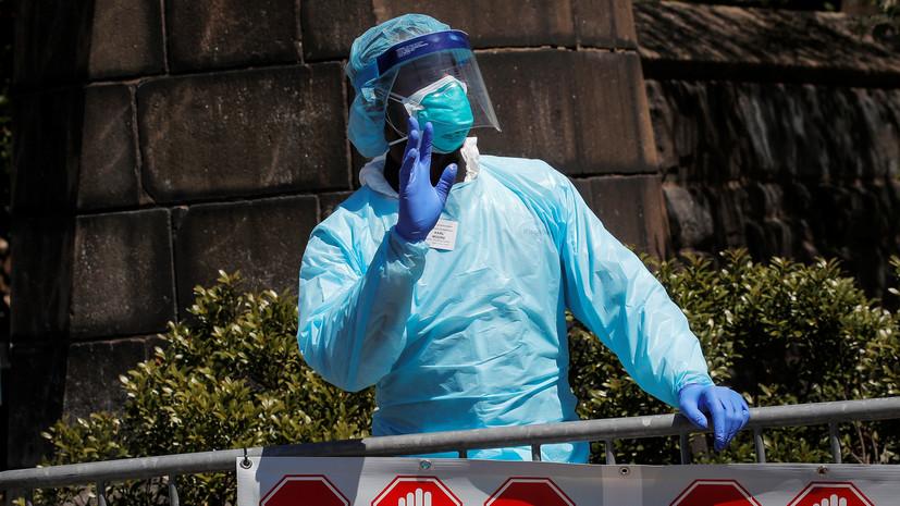 В США выявили наименее уязвимую к коронавирусу группу крови — РТ на русском