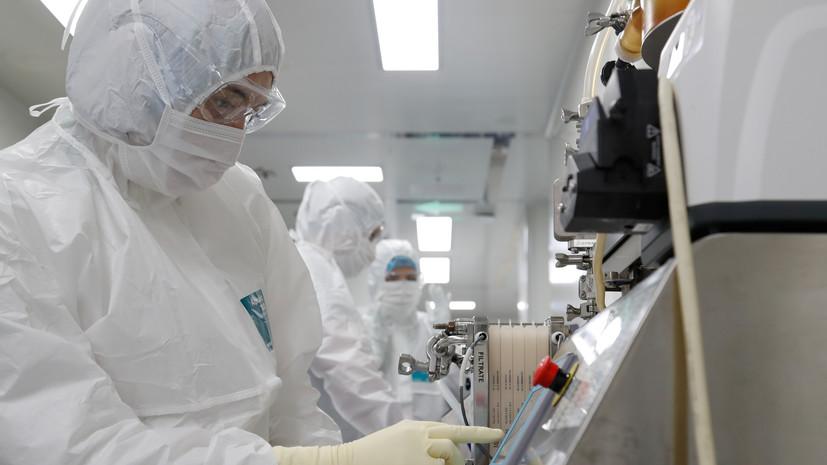 В России за сутки подтвердили 8987 случаев коронавируса
