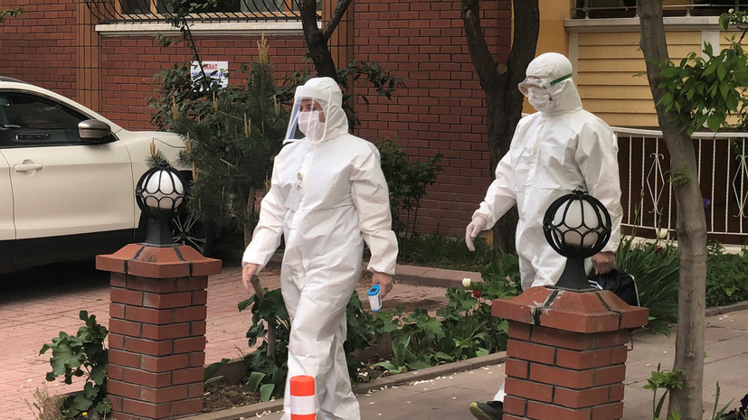 За сутки в Турции выявили более 1400 больных коронавирусом