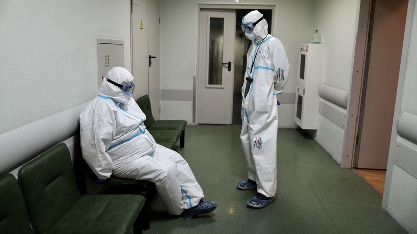 В Москве скончались ещё 50 пациентов с коронавирусом