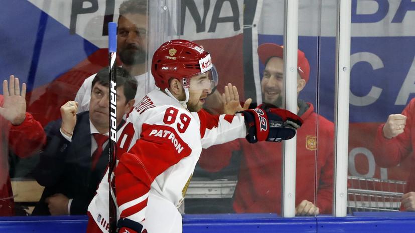 Президент ЦСКА заявил, что Нестеров решил перейти в клуб НХЛ