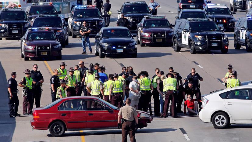 «Успокоить толпу»: к чему могут привести призывы упразднить полицию в США