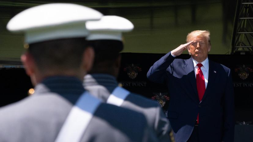 В отрыве от реальности: почему Трамп заявил, что США прекращают «эпоху бесконечных войн»