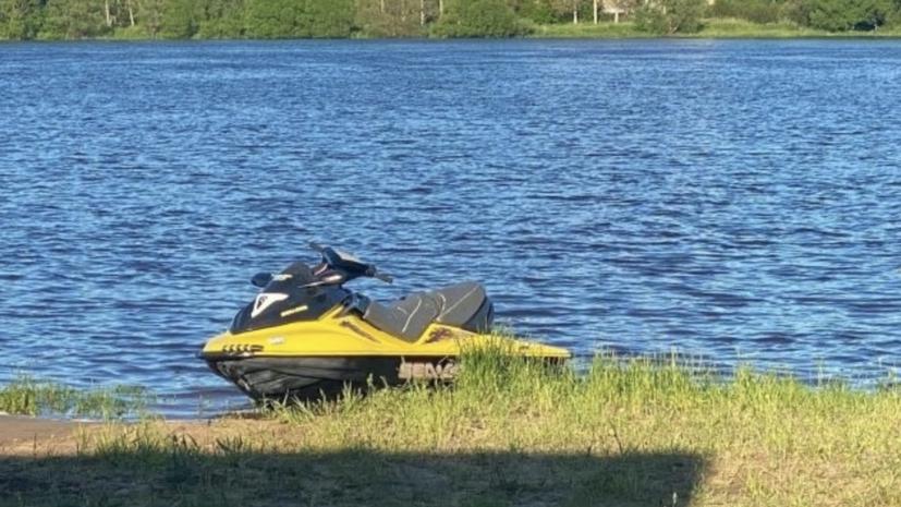 В Тверской области возбуждено дело после опрокидывания гидроцикла