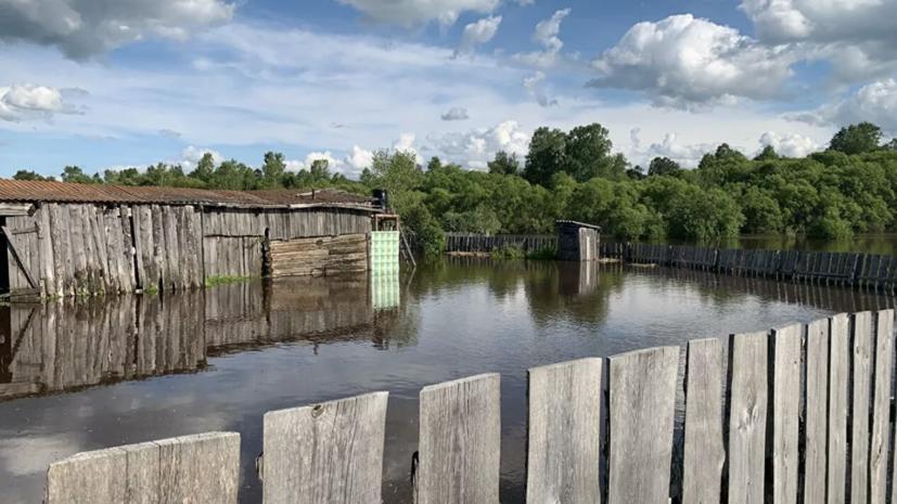 В МЧС заявили о стабилизации паводковой ситуации в Красноярском крае