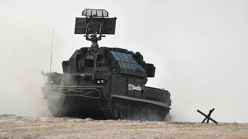 «Одна цель — одна ракета»: как Россия совершенствует зенитный комплекс «Тор-М2»