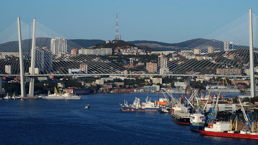 Во Владивосток вернулось судно ТОФ «Маршал Геловани»
