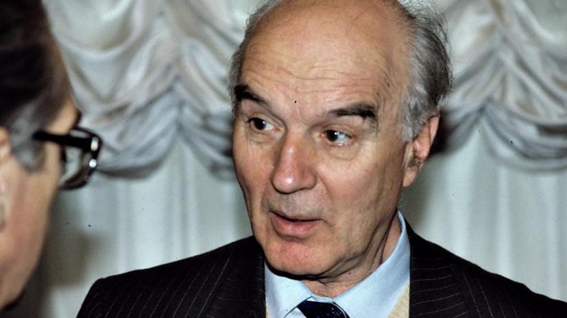 Скончался первый министр здравоохранения России Андрей Воробьёв