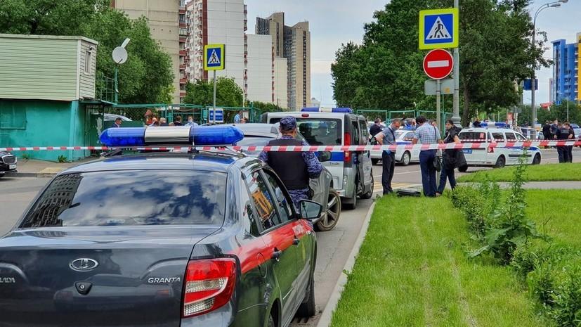 Очевидец рассказал о стрельбе на Ленинском проспекте в Москве