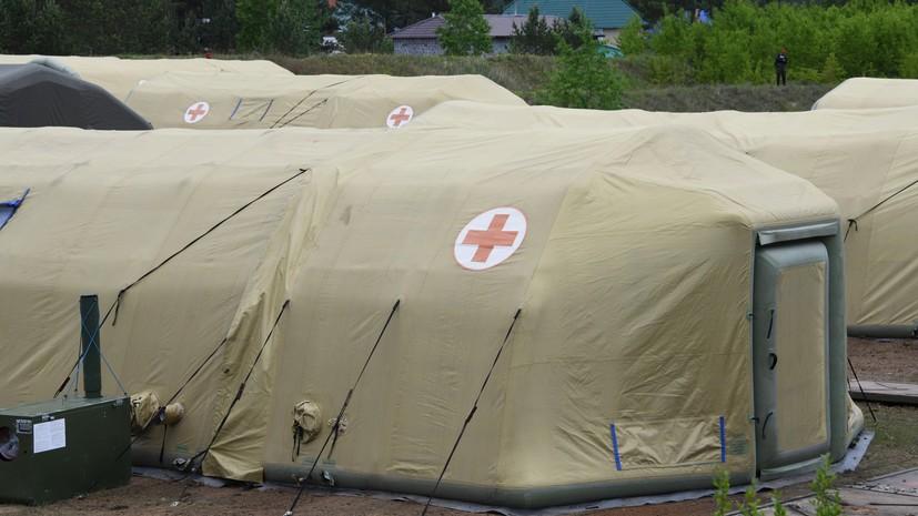 В Чите из военного госпиталя выписали первых пациентов