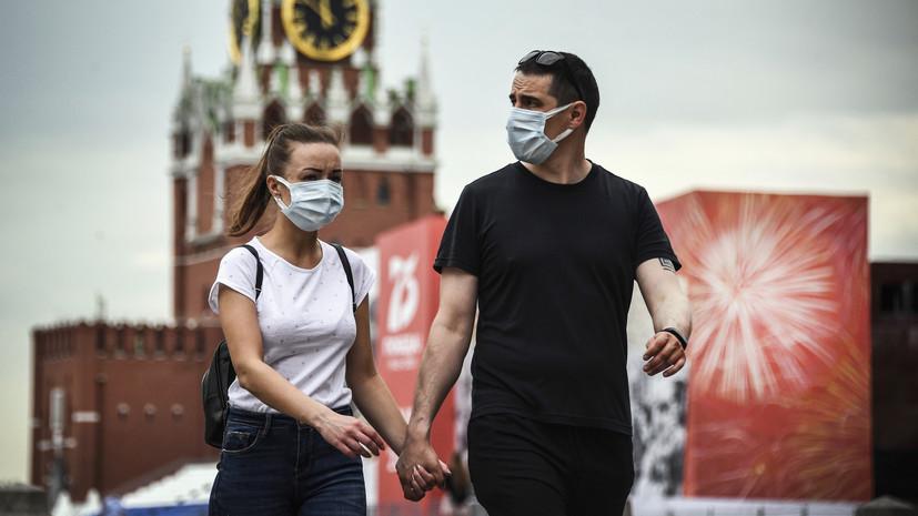 Число выздоровевших вновь оказалось больше: в России выявили 8248 новых случаев COVID-19
