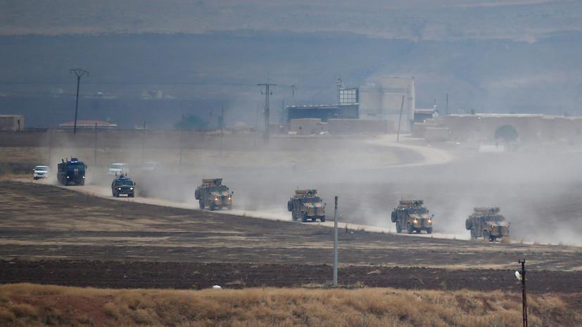 На пути российско-турецкого патруля в Идлибе произошёл взрыв