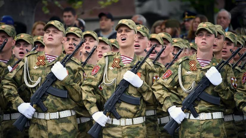Парад Победы в Симферополе состоится