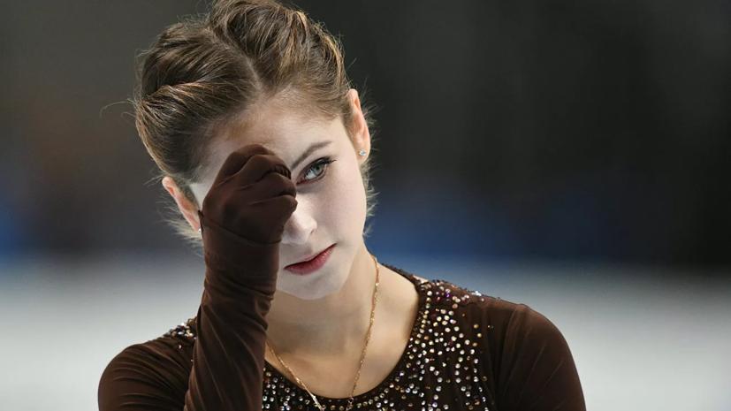 Агент сообщил о беременности олимпийской чемпионки Липницкой