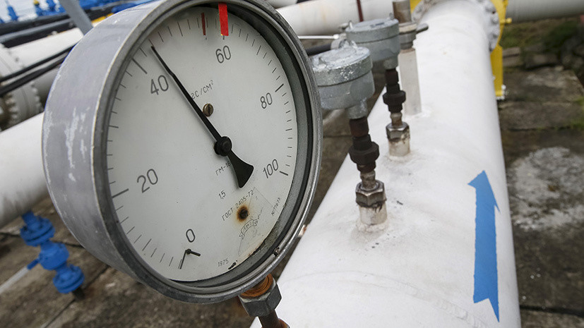 На Украине заявили о начале демонтажа «Газпромом» труб для транзита