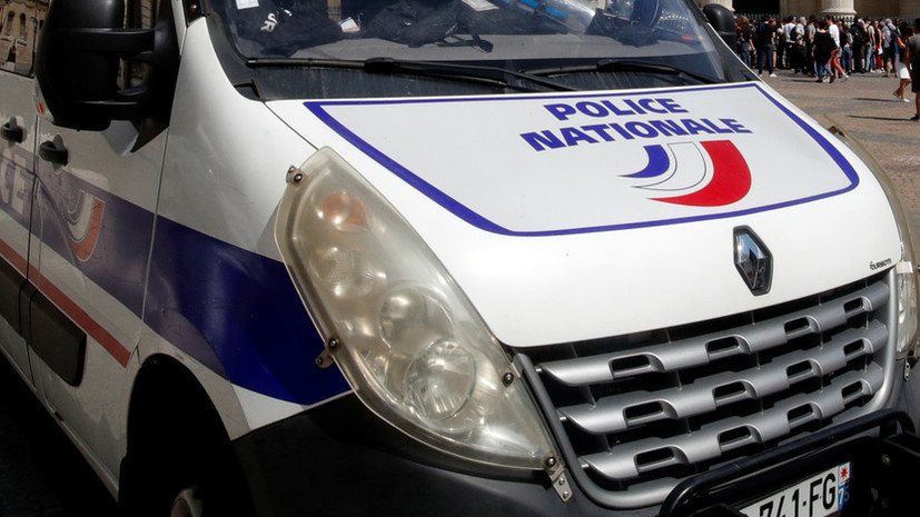 МВД Франции пообещало жёстко отреагировать на беспорядки в Дижоне