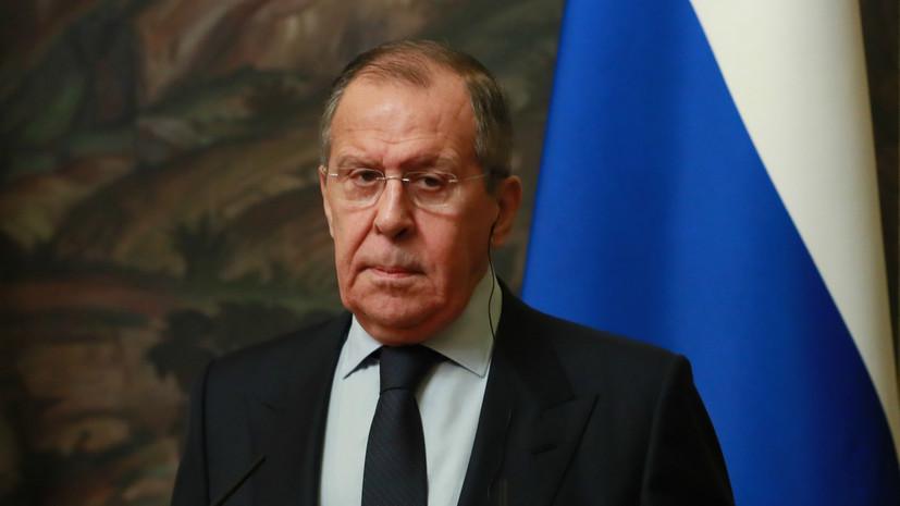 Лавров призвал Южную Корею и КНДР к сдержанности