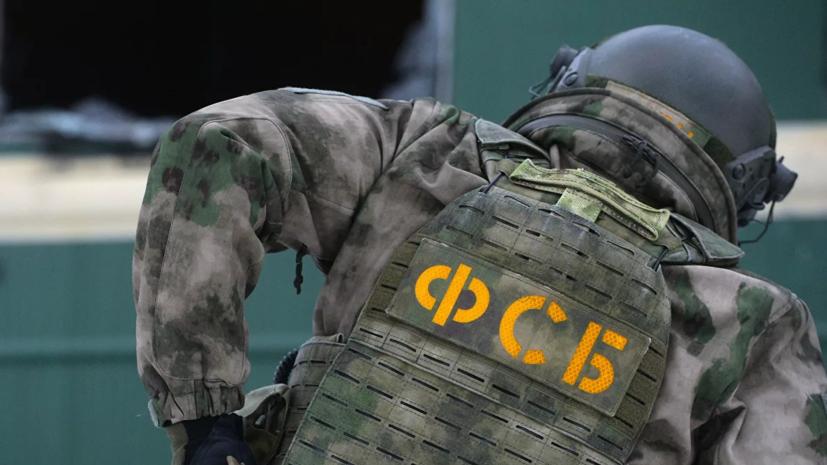 Задержание членов банды Басаева в Крыму