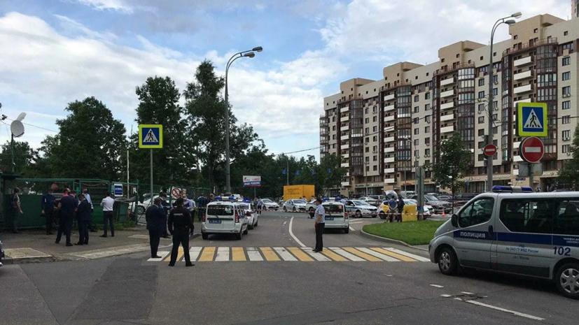 Полиция США поддержала раненных при стрельбе сотрудников ДПС в Москве