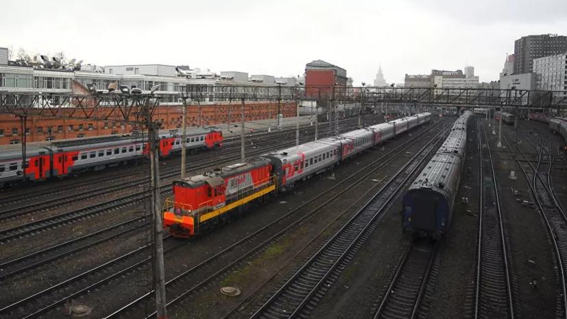 В Казани возобновляют поезда в Петербург и Адлер