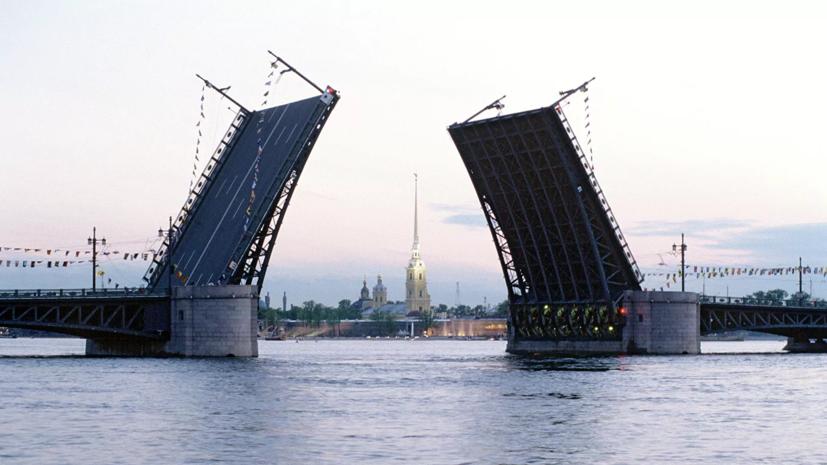 В Петербурге предупредили о ливнях и грозах