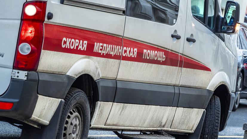 В Кузбассе два человека погибли в результате ДТП на трассе