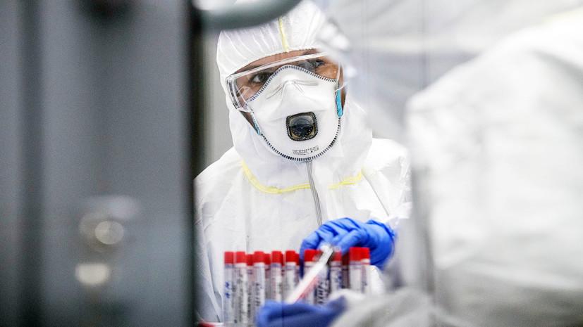 В России за сутки подтвердили 7790 случаев коронавируса