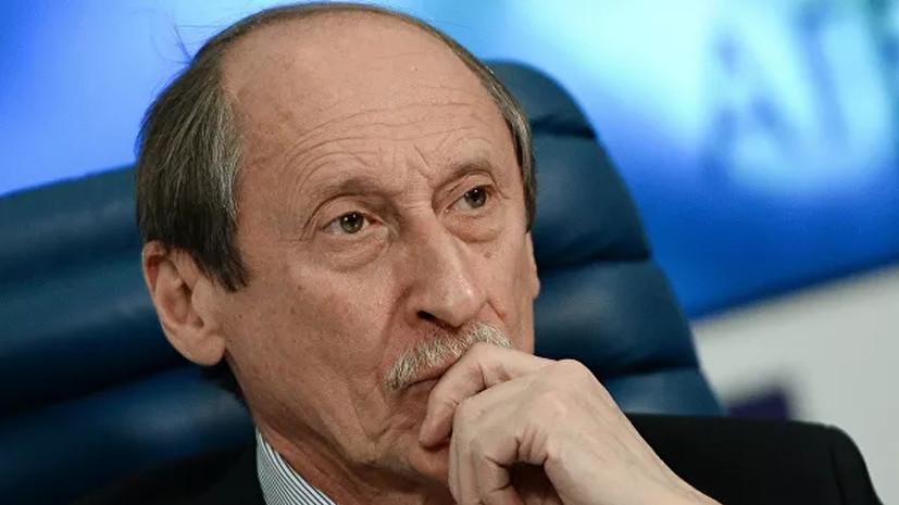 СМИ: Французская прокуратура просит четыре года тюрьмы для бывшего главы ВФЛА Балахничёва