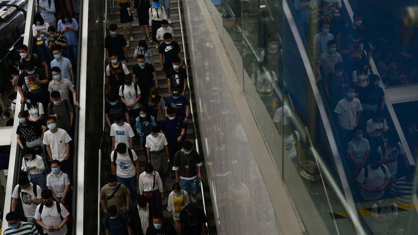 Пекин приостановит межрегиональные перевозки из-за коронавируса