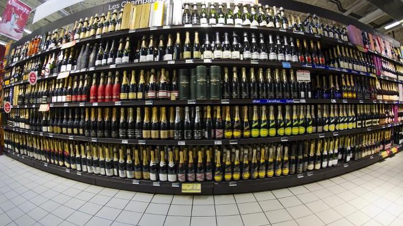 Роскачество проверит продающееся в России импортное вино
